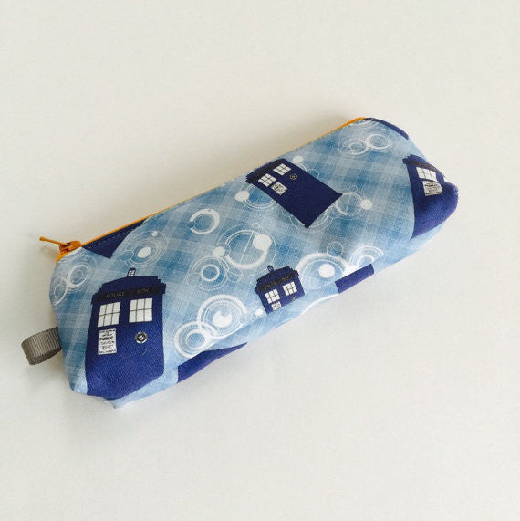 Whovian Time Box Power Pouch