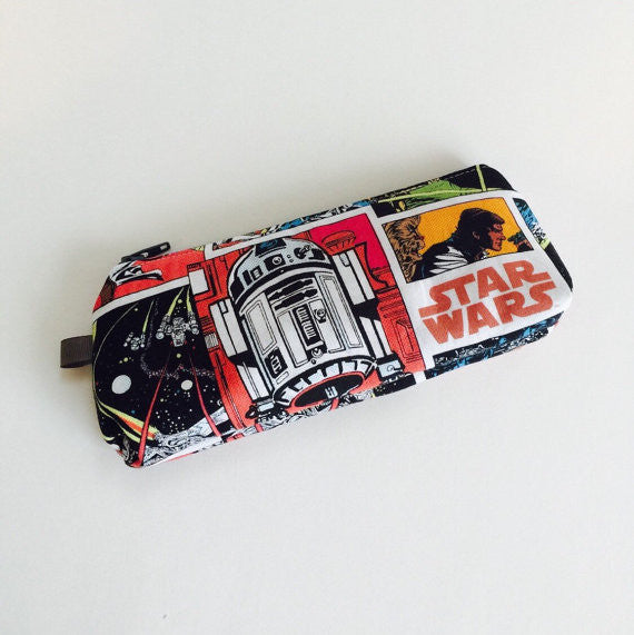 Star Wars Retro Comic Strip Power Pouch