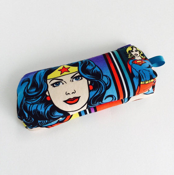 Wonder Woman Portraits Power Pouch