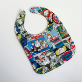 Family Guy Baby Bib with Stewie, Lois, and Peter Griffin