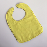 Soft Flannel Backed Marvel Baby Bib
