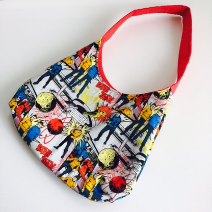 Star Trek Retro Cartoon Spry Purse