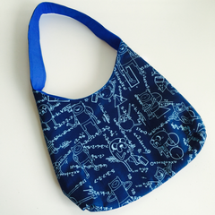 Adventure Time Mathematical Blue Spry Purse