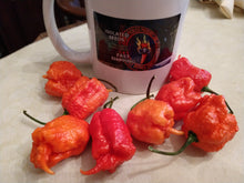 Load image into Gallery viewer, Carolina Reaper (Capsicum Chinense)-Super Hot- 10 Isolated Seeds