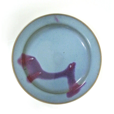 Chinese Jun Kiln Porcelain Dish