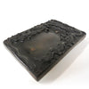 Chinese Rectangular Ink Stone with Carved Dragon Design