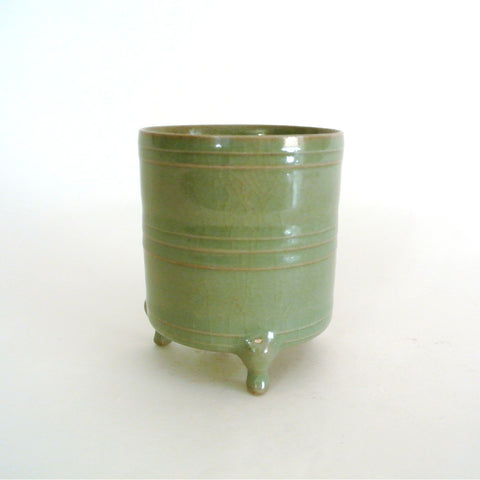 Chinese Small Ru Kiln Vase