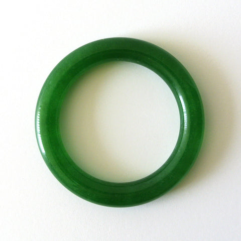 Emerald Green Jade Bangle