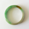 Chinese Tricolor Jade Bangle