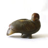 Chinese Old Agate Bird Statue