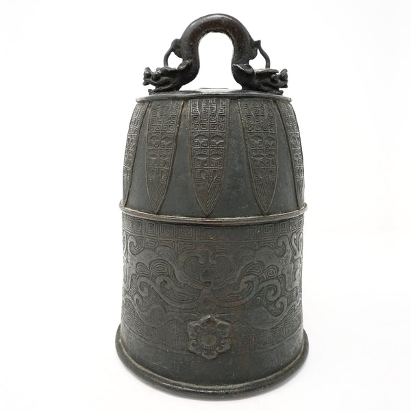 Chinese Bronze Bell
