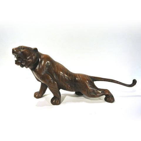 Japanese Tiger Statue