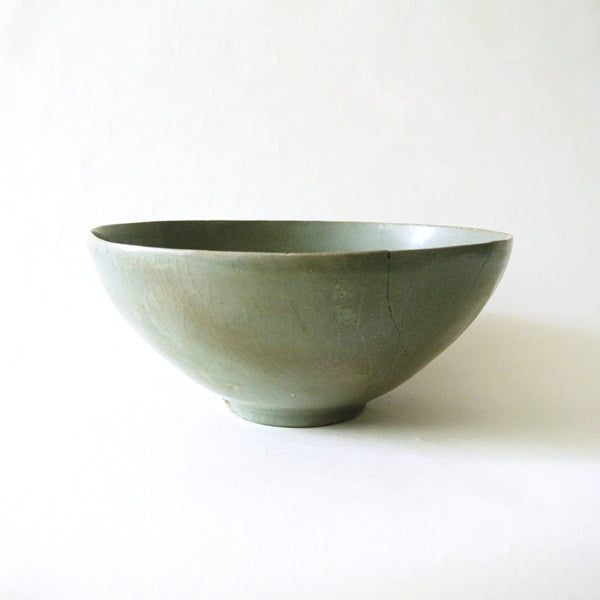 Korean Celadon Bowl from Koryo Dynasty