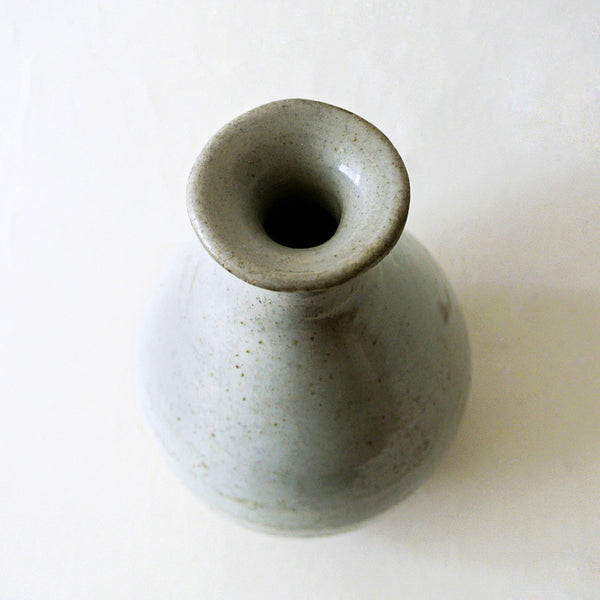 Korean White Wine Bottle from Chosun Period