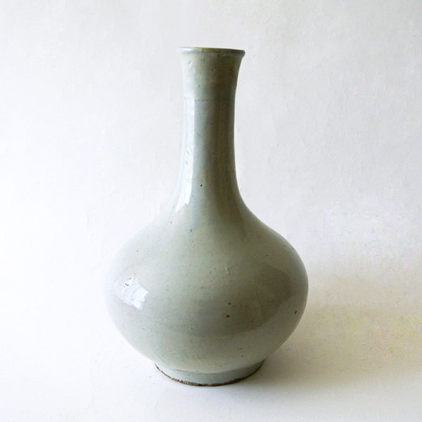 Large Wine Bottle Vase from 19c. Chosun Dynasty