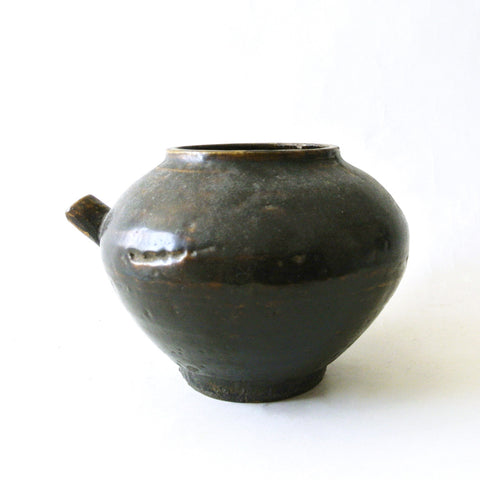 Clay Pot Ewer from Chosun Dynasty