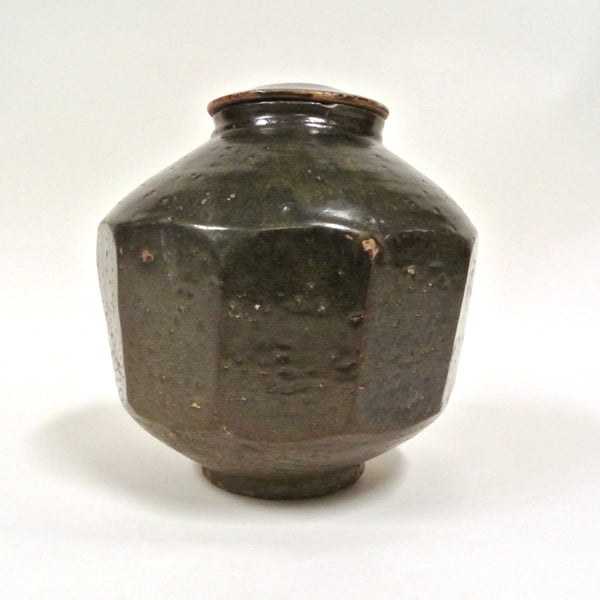 Korean Facetted Honey Jar 18th/19th Century | Medium