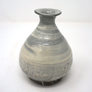 Bunchung Porcelain Bottle Vase from Chosun Dynasty
