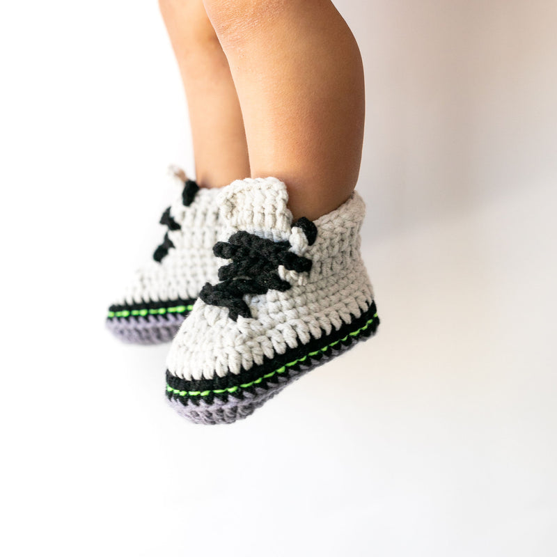 Hand-Made Baby Docs - Our Little Kicks