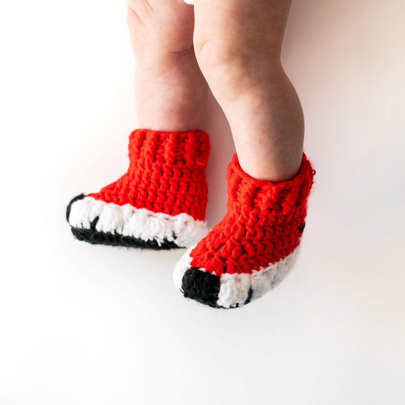 Hand-Made Baby Sock Runners - Our Little Kicks