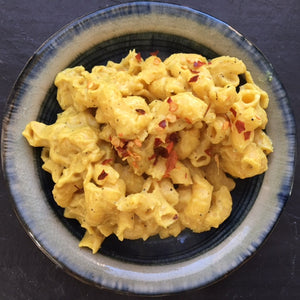 Creamy, Spiced Mac and 'Cheese'