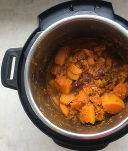 Instant Pot: Spicy Butternut Squash
