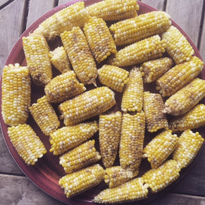 Chaat Masala Indian Street Corn Rocks Your July 4th and Beyond