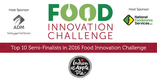 Food Innovation Challenge Top 10 Semi-Finalist