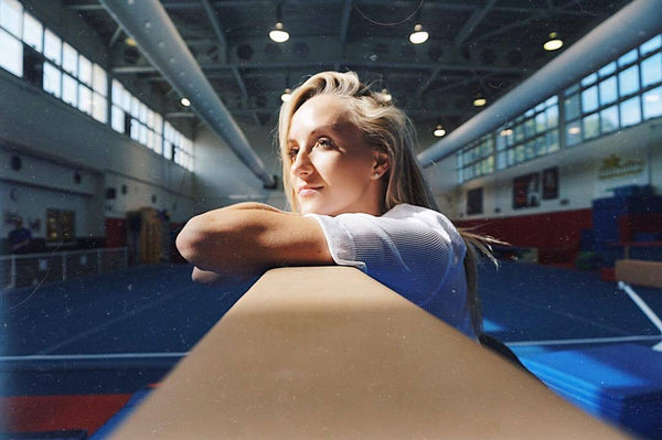 Why Nastia Liukin Chooses QALO Silicone Rings