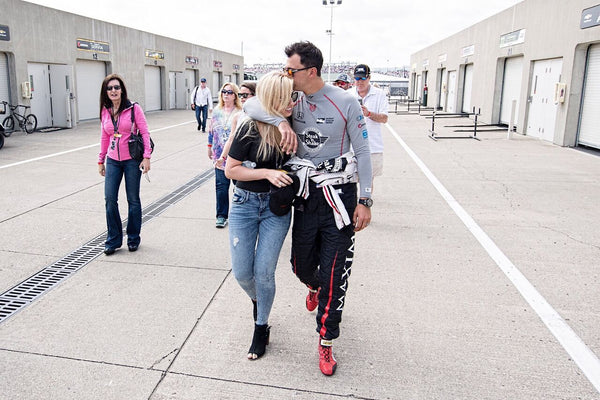 The Couple Series: Graham Rahal & Courtney Force