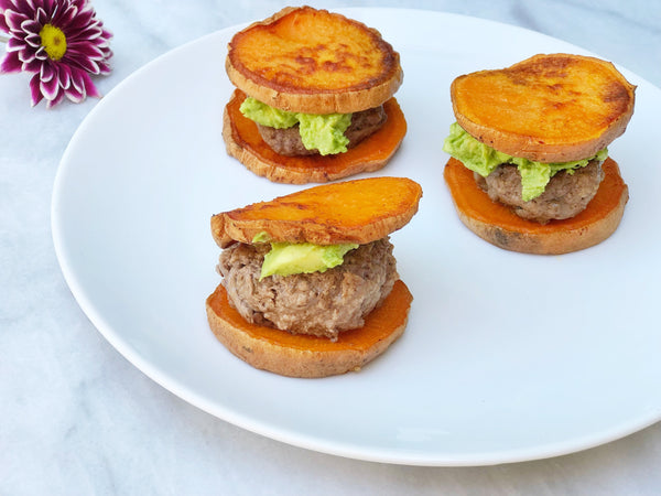 Family BBQ Ready: Sweet Potato Sliders