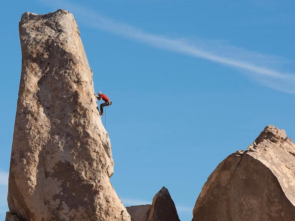 Best Rock Climbing Spots in California
