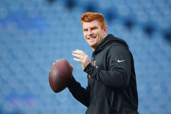 Why Andy Dalton Chooses QALO Silicone Rings