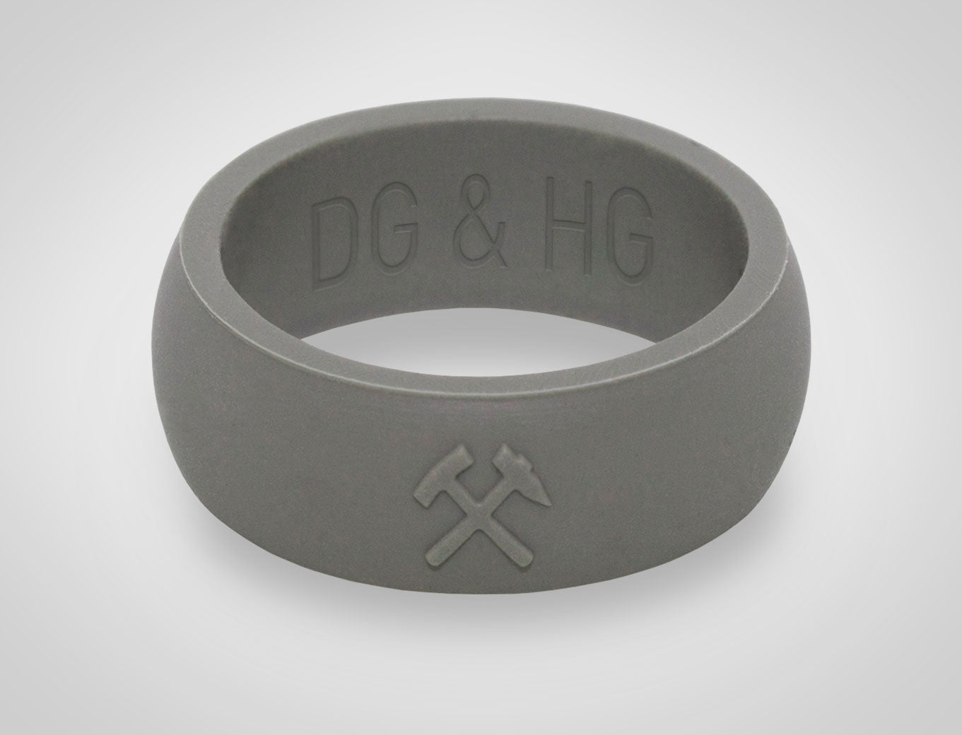 Because you can commemorate your love with custom engraving.