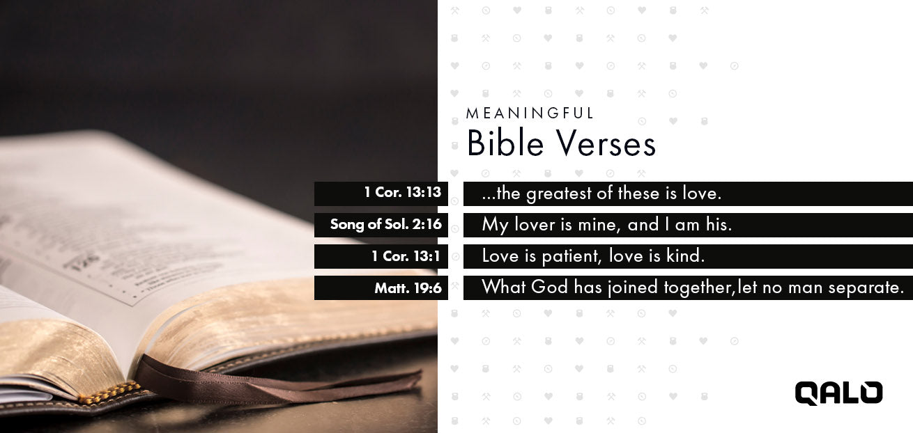 Meaningful Bible Verses