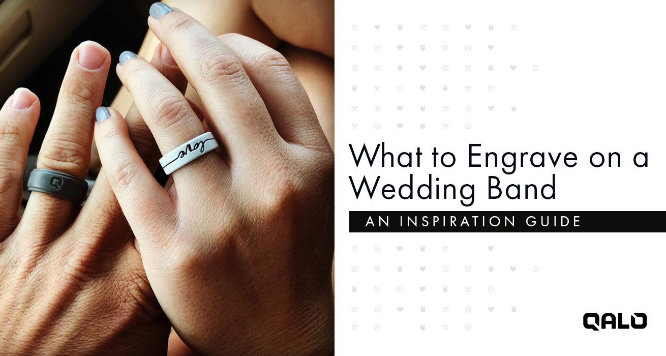 What to Engrave on a Wedding Band – An Inspiration Guide