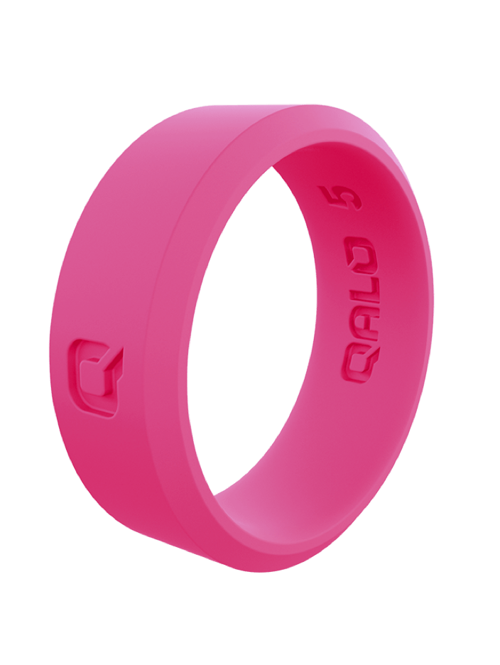 by Modern Out Black Silicone MODO Active Ring