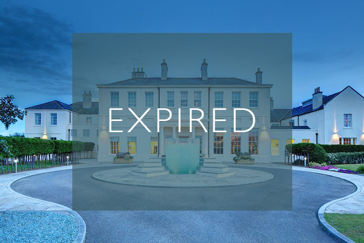 WIN A Luxury 5* Hotel Spa Break At Seaham Hall
