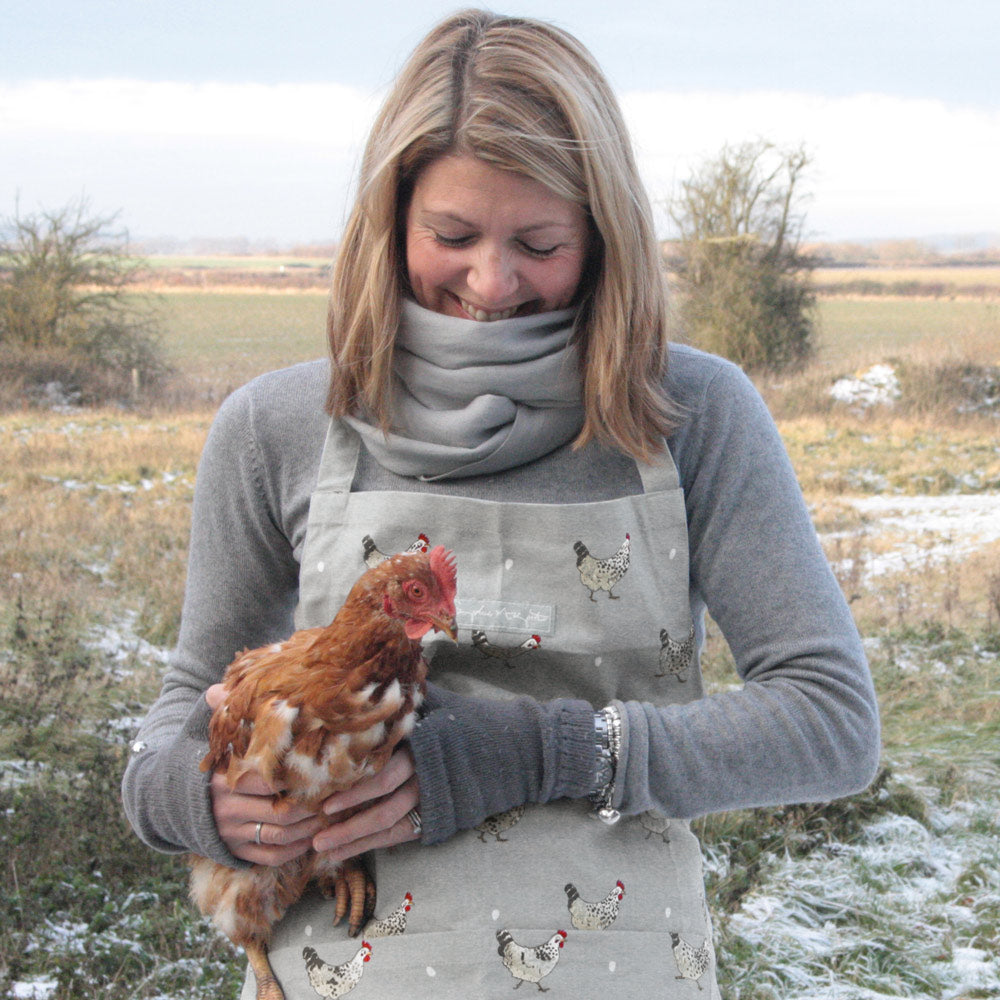 Sophie Allport's Feathered Friends - British Hen Welfare Trust