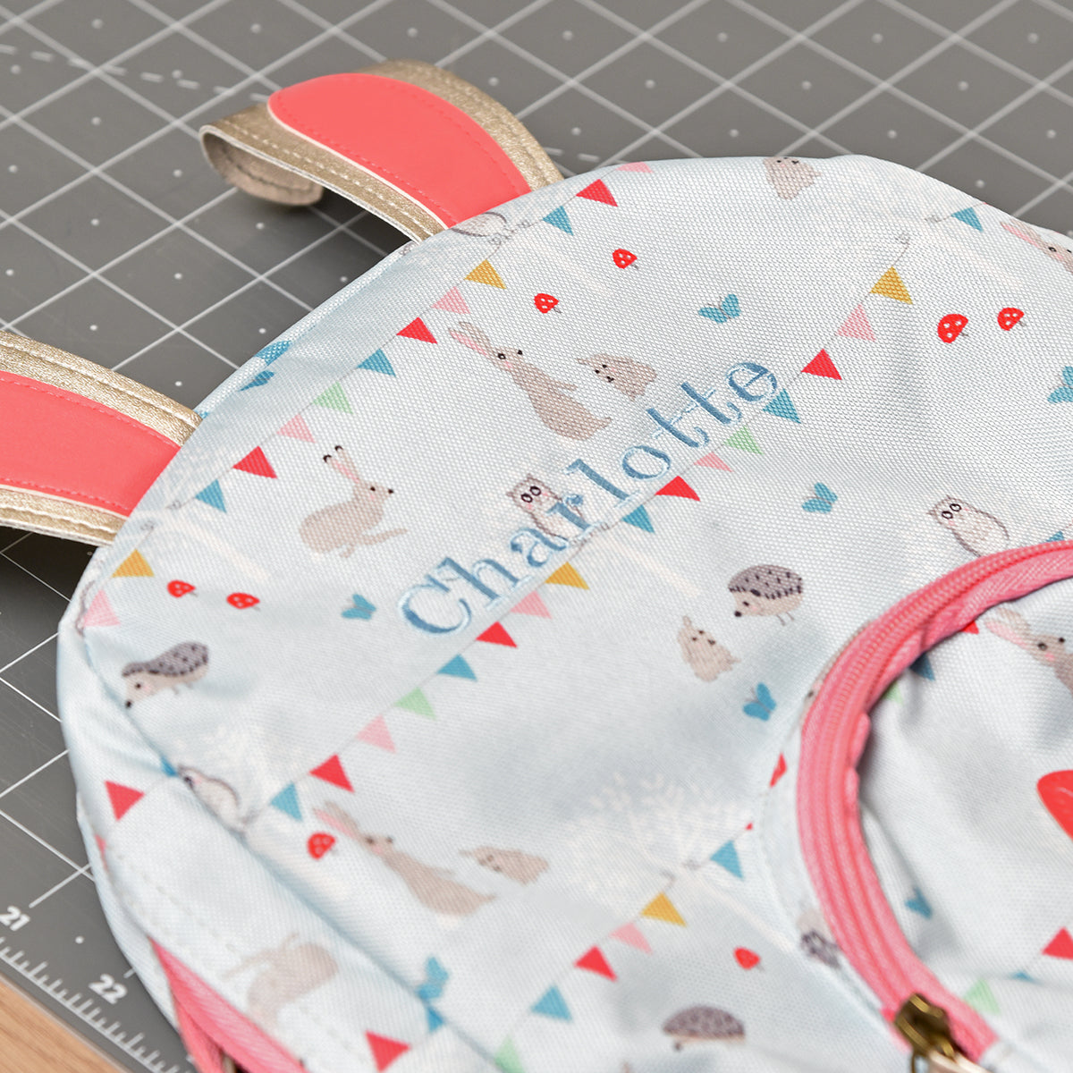 Personalise Your Products With Sophie Allport