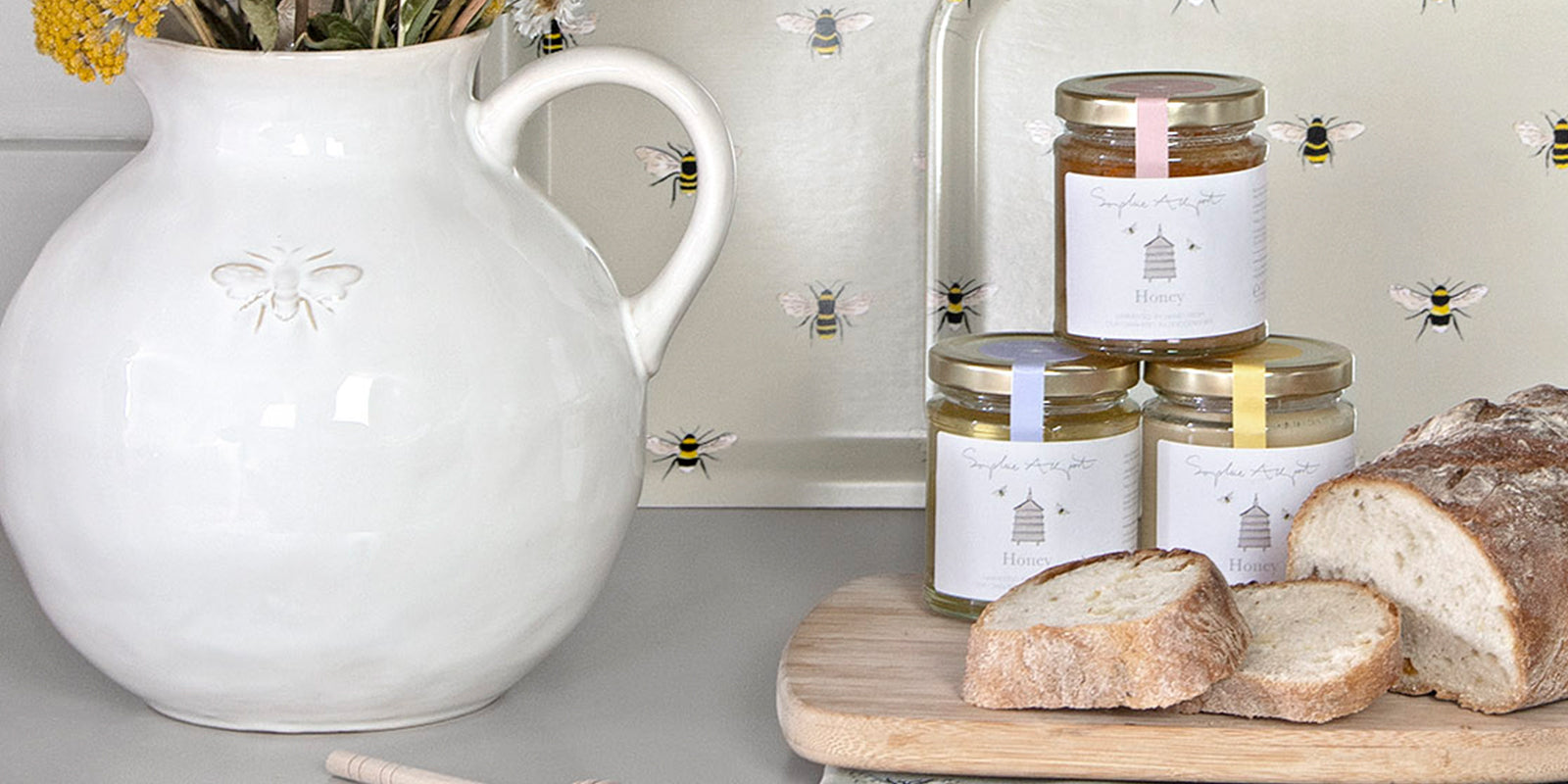 Larder and Honey by Sophie Allport