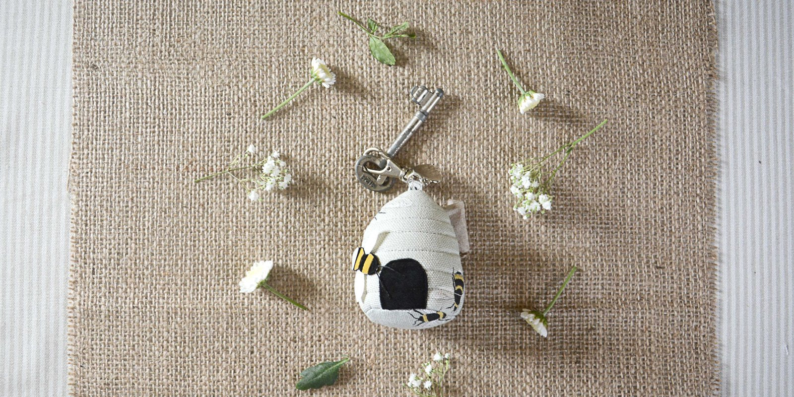 Keyrings by Sophie Allport