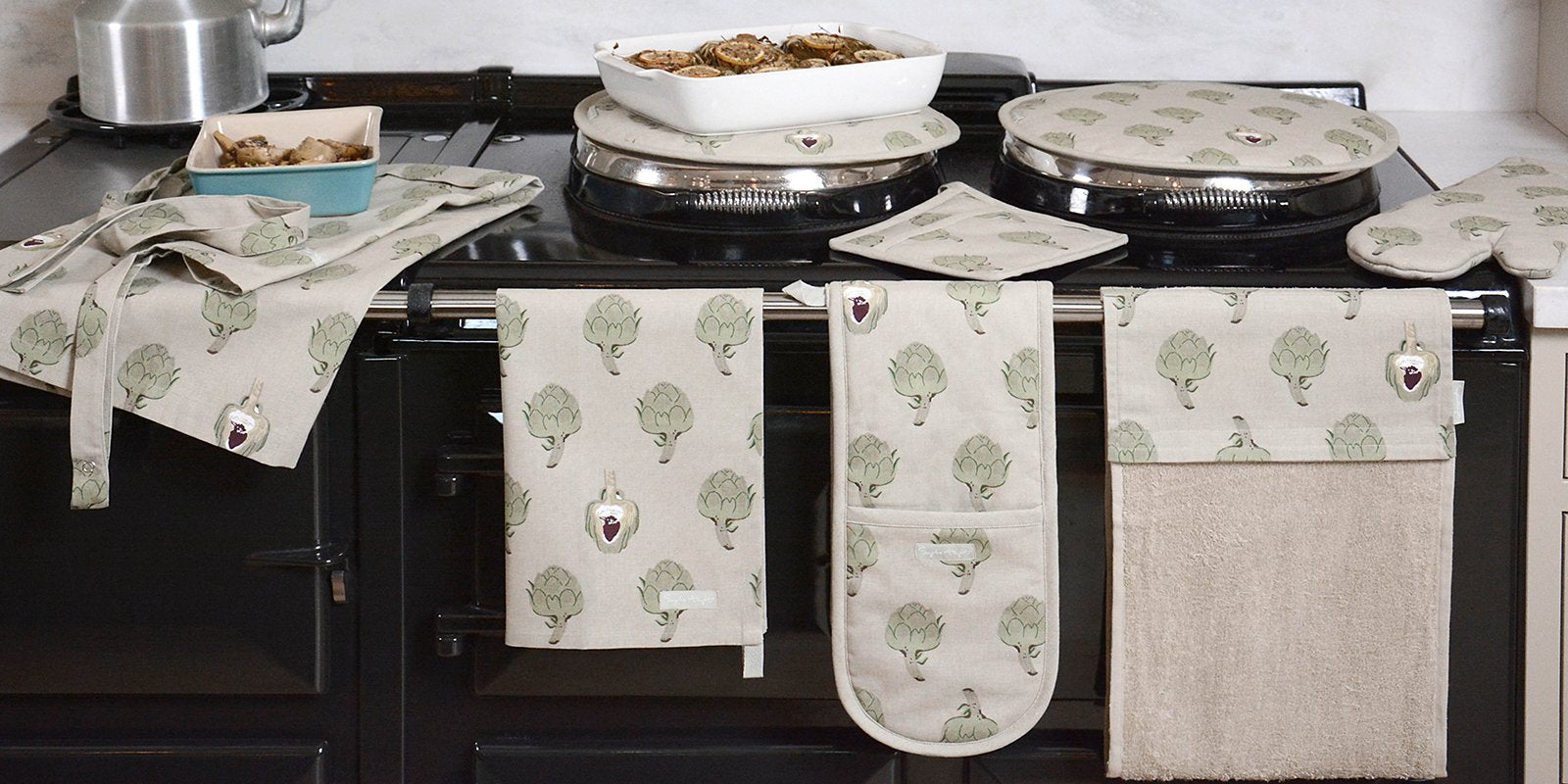 Artichoke Collection by Sophie Allport