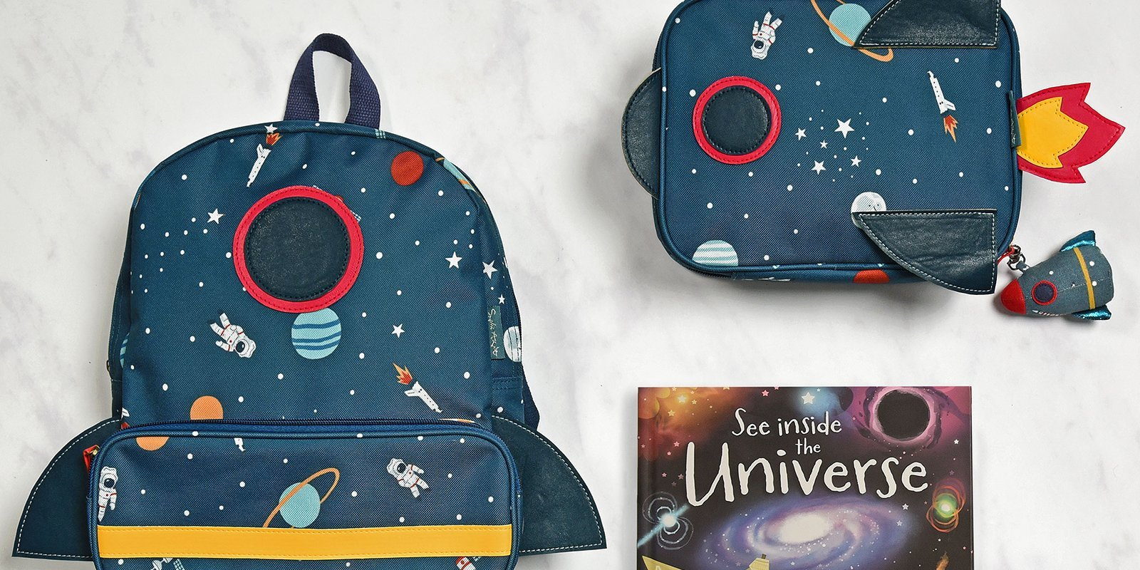 Sophie Allport fun back to school designs