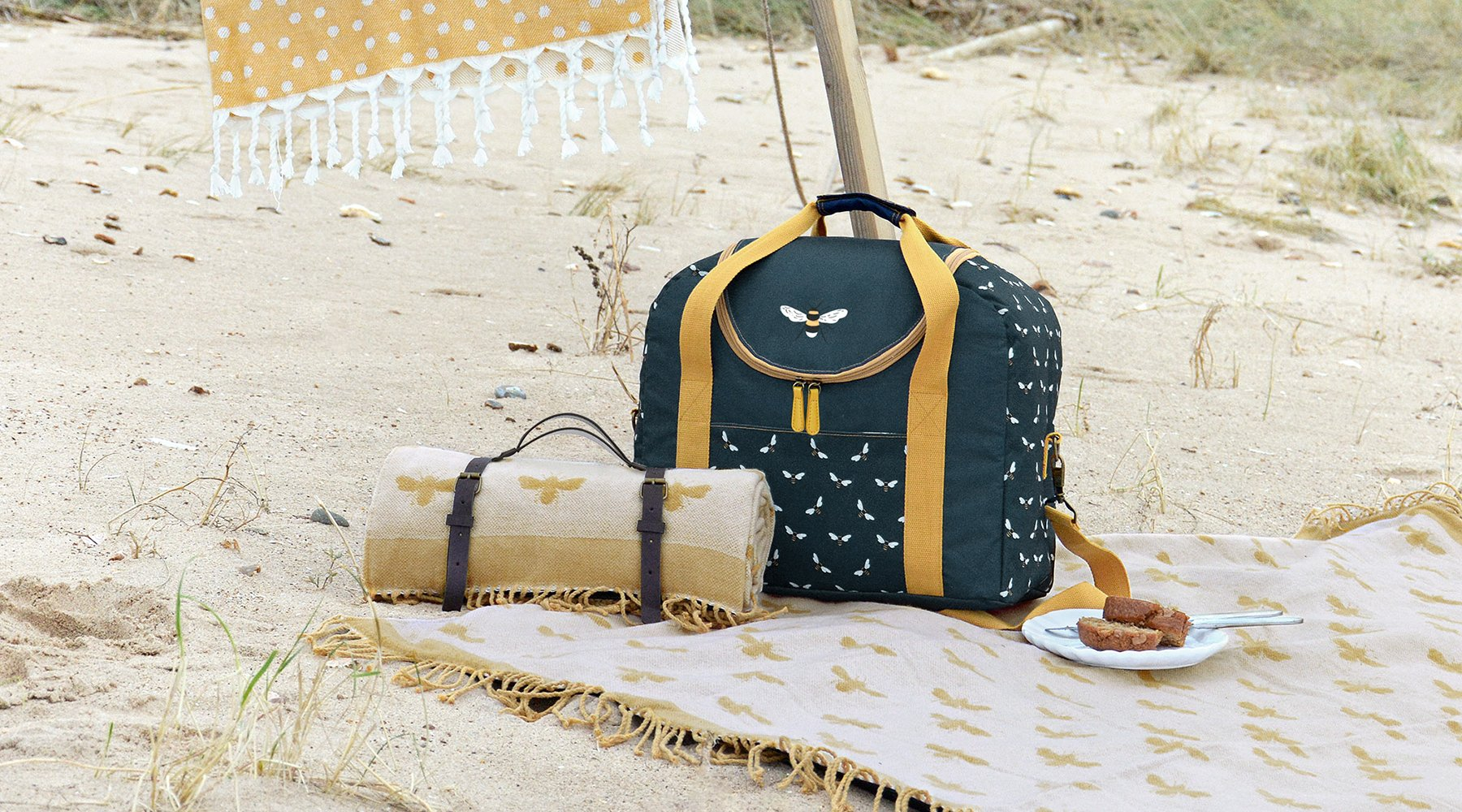 Beach days & Holidays by Sophie Allport