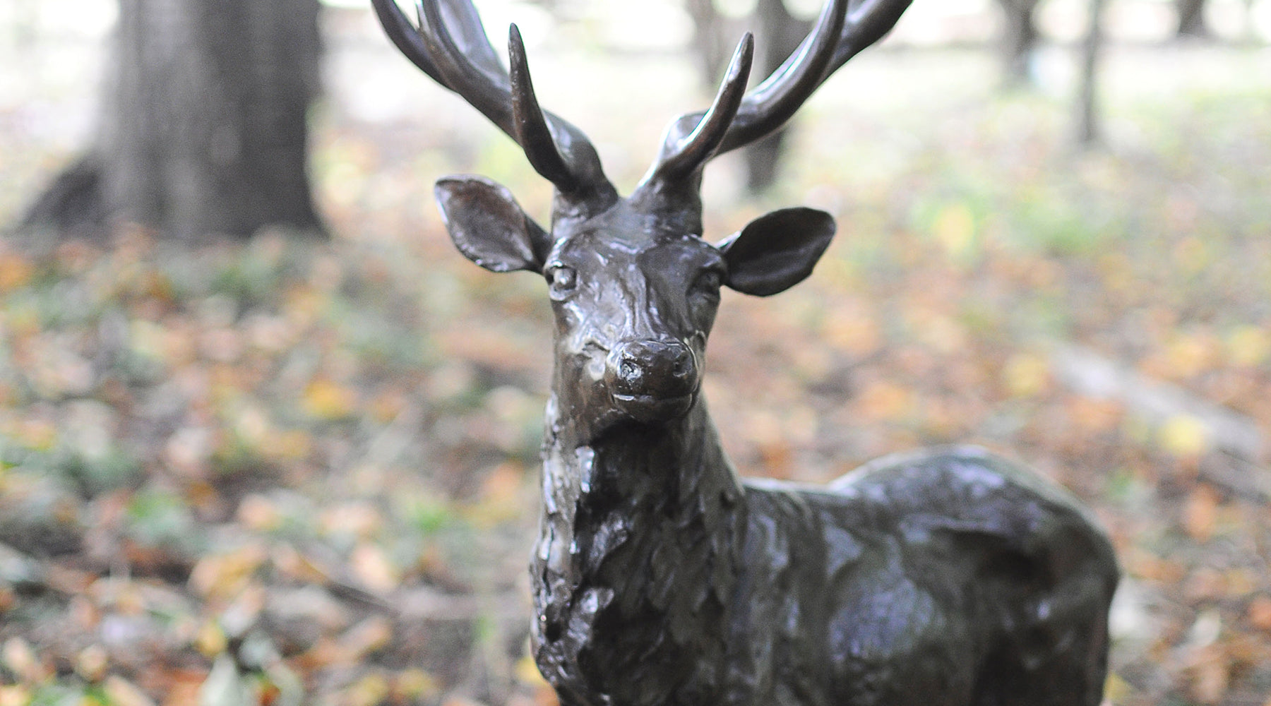 Luxury Bronze Garden Sculptures by Sophie Allport
