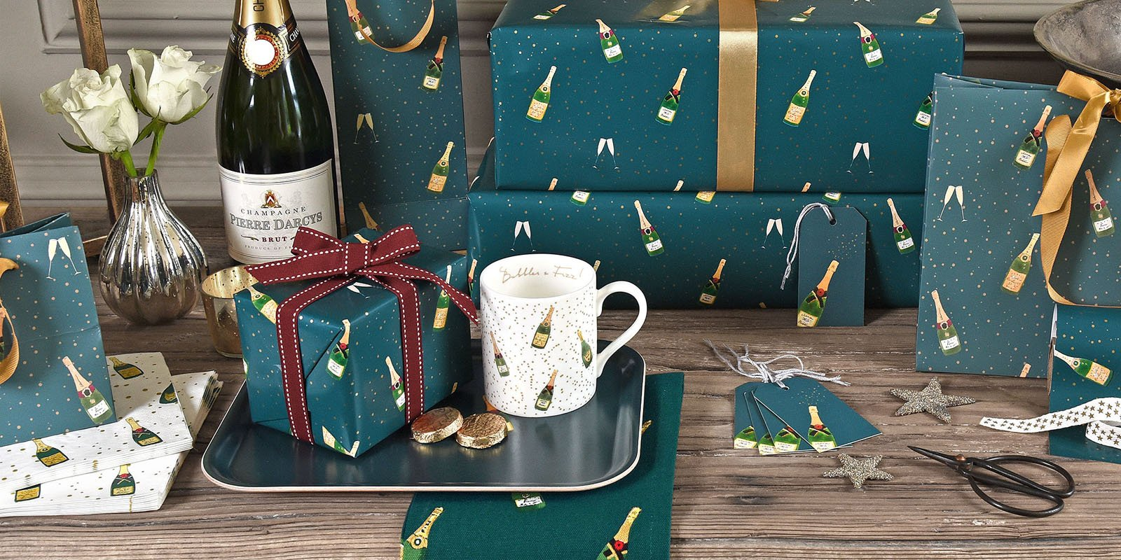 Sophie Allport Bubbles & Fizz colection