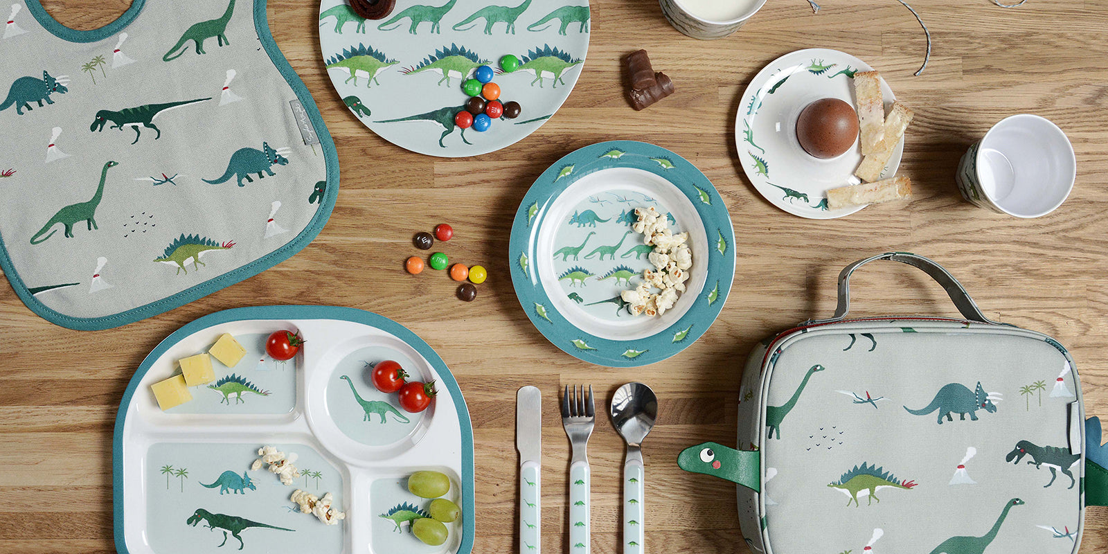 Kids Mealtimes by Sophie Allport