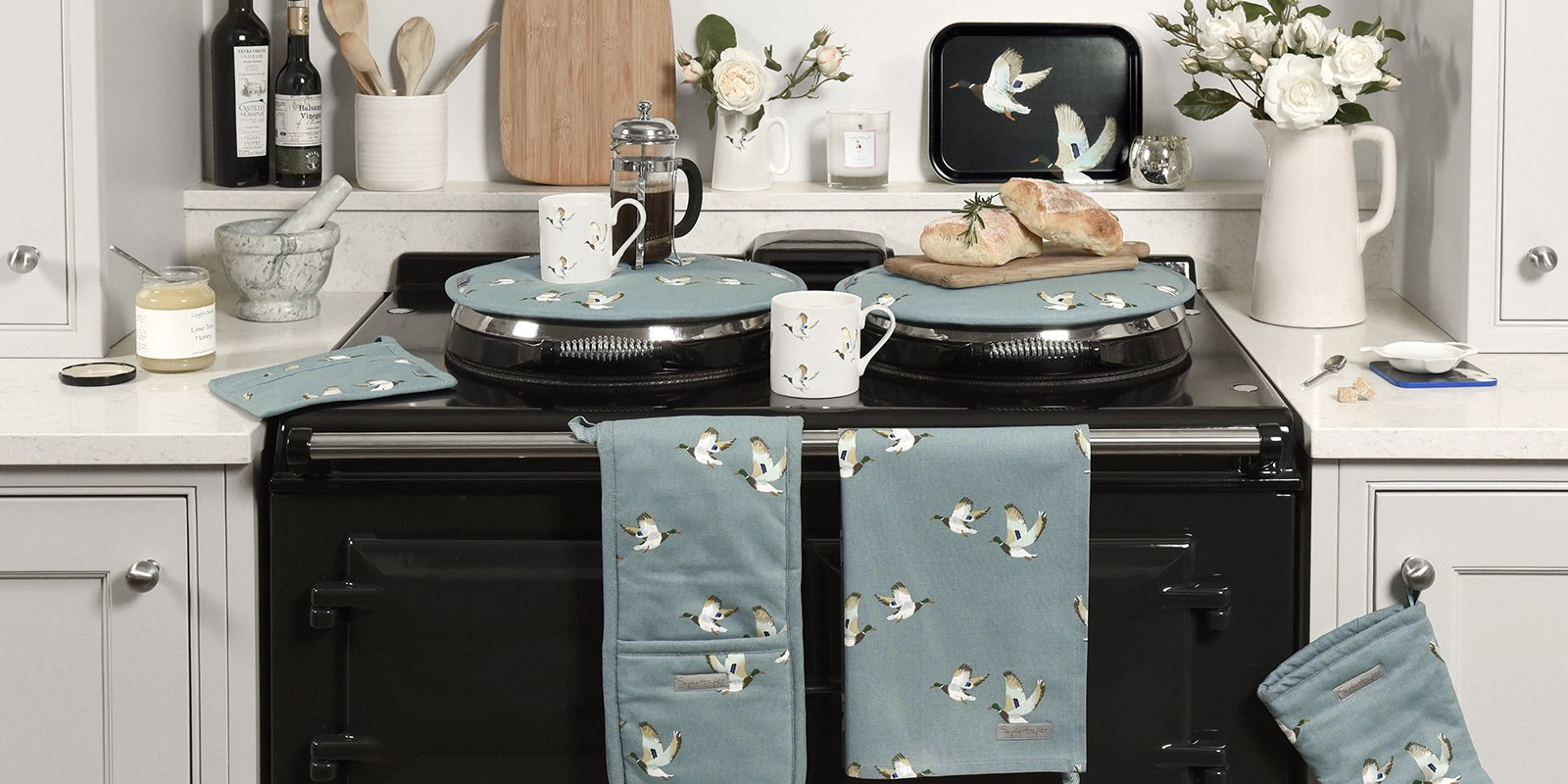 Ducks Design Homeware and Accessories by Sophie Allport