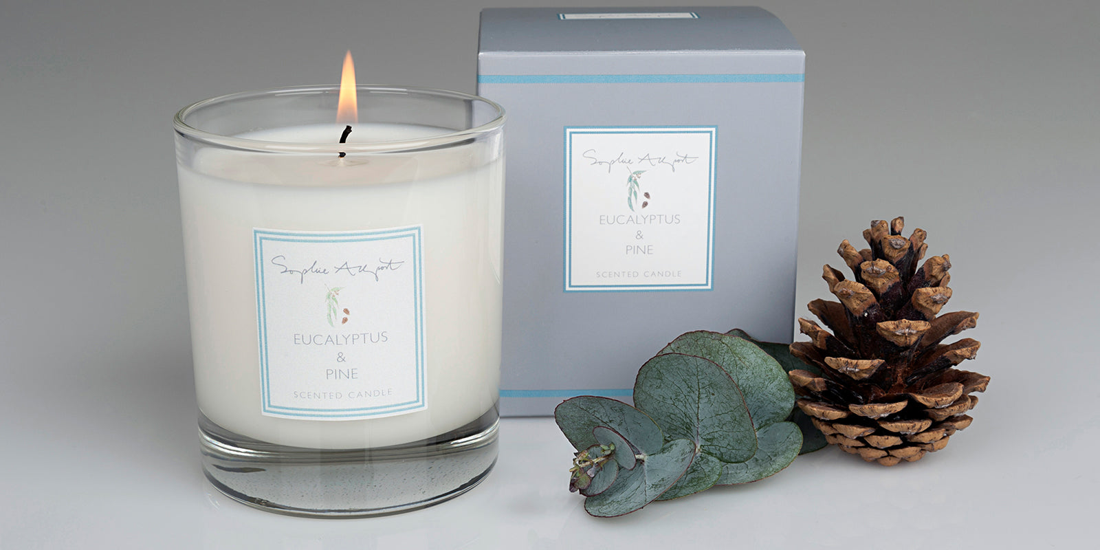 Eucalyptus & Pine Home Scent by Sophie Allport